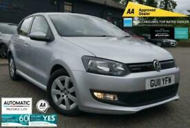 image for 2011 11 VOLKSWAGEN POLO 1.2 BLUEMOTION TDI 5D 74 BHP DIESEL