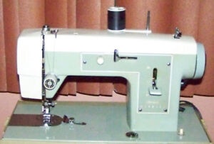 1968 Kenmore sewing machine - Strong as ever!