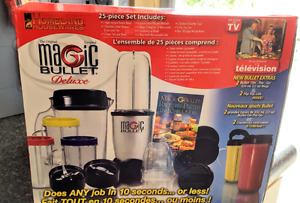 Magic Bullet next to new free delivery