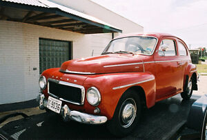 Looking for classic Volvos