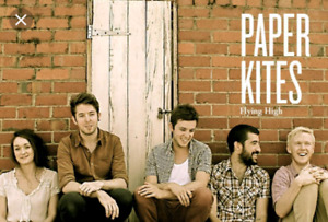 The Paper Kites Concert