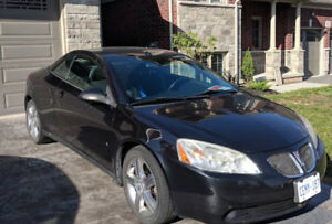 2008 Pontiac G6 Hard Top Convertible (Certified)