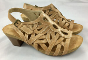 Josef Seibel leather summer sandals, excellent condition, 37