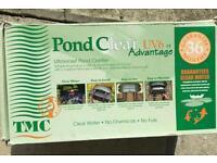 Tmc pond clear advantage uv pond clarifier ultraviolet clarifier