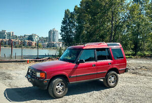 1997 Land Rover Discovery - 5 Speed - R380 - Manual Transmission