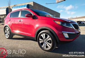 2012 Kia Sportage EX AWD Back up Camera