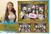 Photobooth rental best for wedding souveniers!