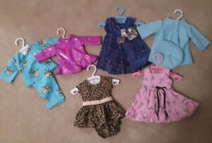 American Girl Doll Clothes for sale at Tansley Craft Fair