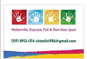 Walkerville Home Daycare (currently full) Windsor Region Ontario image 1