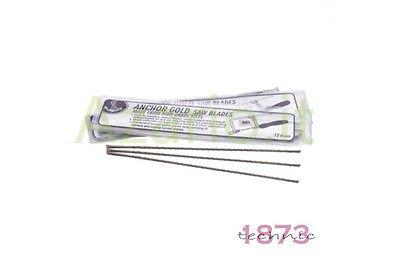 Seghetti 36 pz Lame Archetto orafo fine Seghetto taglio metalli Saw blades tools