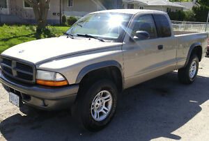 2002 Dodge Dakota SXT Club Cab 4WD