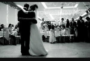 DJ services- wedding and events