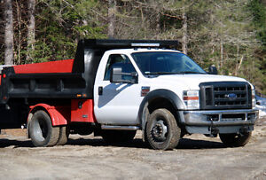 2009 Ford F-550 XL Camionnette