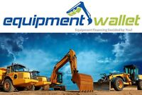 Construction Equipment: Get Financing in Place