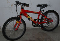 Bicyclette enfants Rave.