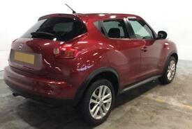 Nissan Juke 1.6 16v CVT Acenta Sport FROM £41 PER WEEK!