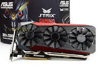 ASUS STRIX GTX™ 980 Ti OC - 6G - Like new in box