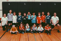 Under 8 soccer players wanted for rep team 2020