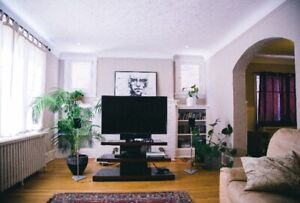 LARGE  3 BEDROOM  APARTMENT IN A DUPLEX DOWNTOWN TORONTO