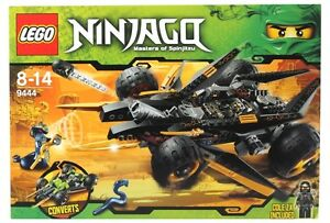 LEGO NINJAGO COLE'S TREAD ASSAULT  RETIRED # 9444
