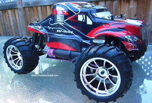 New Nitro RC Truck HSP 1/10 Scale 2.4G  4WD City of Toronto Toronto (GTA) image 7