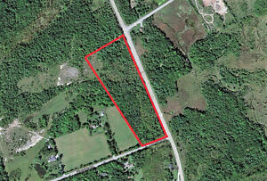 14 FORESTED ACRES/NATURAL SPRING-10 MIN TO 401