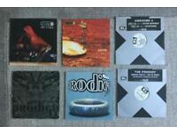 5x Prodigy vinyl (see pics) 1xawesome3 vinyl