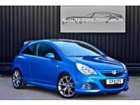 2011 Vauxhall Corsa VXR Blue Edition 1.6 Turbo + Recaro's *Unmodified*
