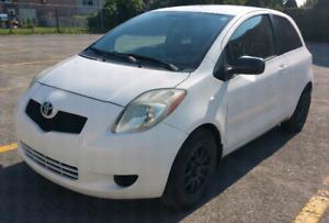 2007 Toyota Yaris Automatic