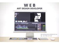 Web designer website develop