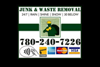 Junk &Waste Removal Edmonton and Area