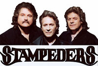 The Stampeders | Live @ The Sanderson Centre | Oct. 29th