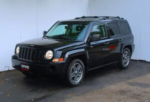 2009 Jeep Patriot Alloy wheels Power option Heated seats