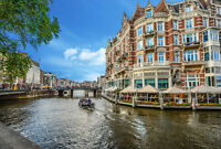 Amsterdam, Paris & London Tour with Air 2017-2018