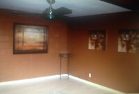 Large Private 1 Bdrm suite in Crestview-Available now