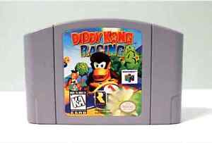 Looking for Diddy Kong Racing N64