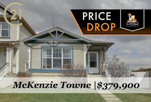 $20,000 PRICE DROP! UPDATED 4 BED, 2.5 BATH MCKENZIE TOWNE HOME