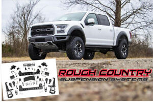 RC - Suspension 4.5'' Lift Kit FORD F150 RAPTOR 4wd 2019 (51800)