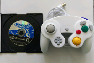 GameCube controller and game