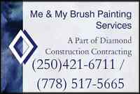 Me & my brush painting services