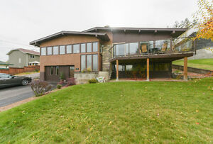 S. Kamloops Home with room to build...