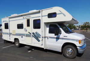 NEW PICTURE--LOW MILEAGE--26 ft CLASS C--RV--MOTOR HOME
