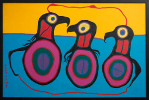 Do you own a Norval Morrisseau painting? Want to sell it?