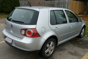 2008 Volkswagen Golf City - Heated seats