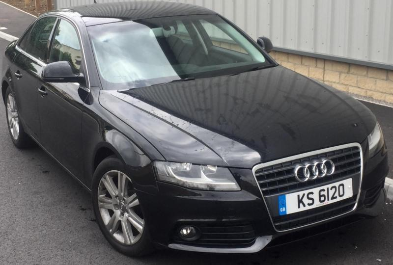 2008 AUDI A4 2.0 TDI SALOON +FULL SERVICE HISTORY+1 OWNER+MUST BE SEEN!