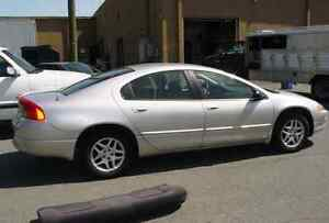 Mint condition 2004 Chrysler intrepid loaded