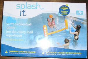 Inflatable Water Volleyball - NEW