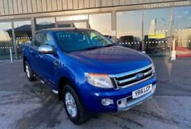 2016 Ford Ranger Limited 2.2TDCi 150 Manual