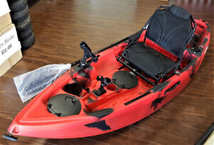 For Sale: Volador 3 Angler Kayak w. tube frame seat and paddle