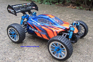 New RC Buggy / Car Brushless Electric 1/16 Scale LIPO 4WD FAST